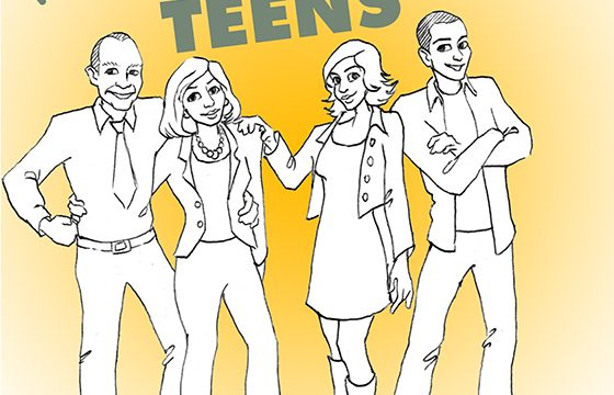 We're on the Parenting Teens Podcast!